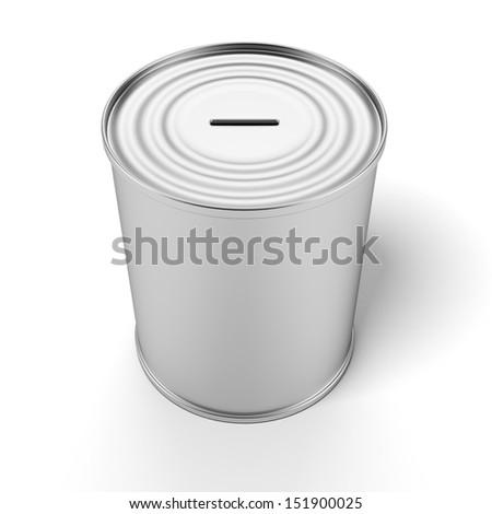 Coin Bank - stock photo