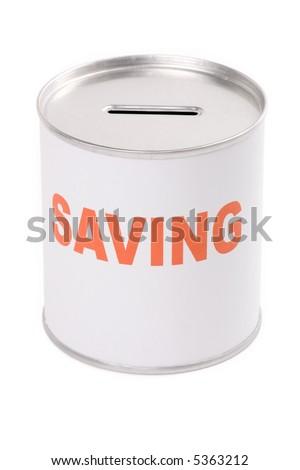 Coin Bank, concept of savings - stock photo