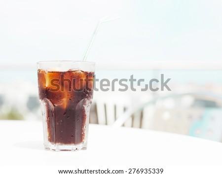 coke - stock photo