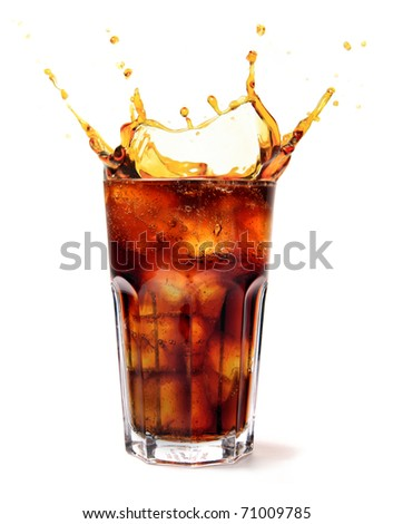 Cola - stock photo