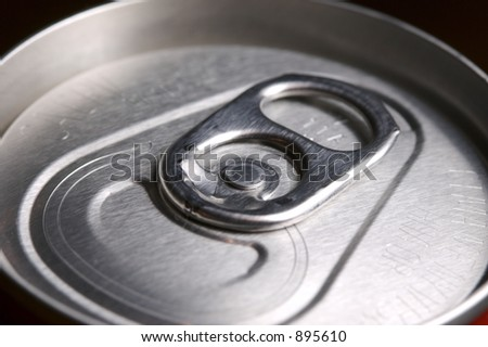 Cold Drink Tab - stock photo