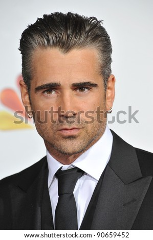 Colin Farrell at the American Giving Awards at the Dorothy Chandler Pavilion in Los Angeles. December 9, 2011  Los Angeles, CA Picture: Paul Smith / Featureflash
