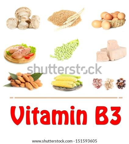 Niacin b3 foods