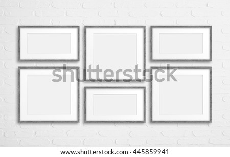 Frames On Wall frame on wall stock images, royalty-free images & vectors