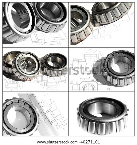 Collection bearing