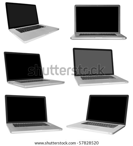 collection laptops