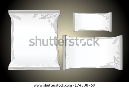 collection of various paper bags