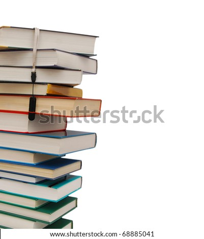 Collection on searching library textbooks
