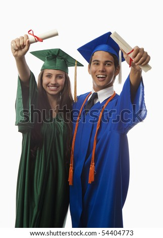 Cap And Gown Stock Images, Royalty-Free Images & Vectors ...