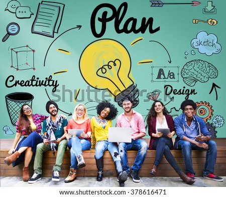 College Student Education Knowledge Study Young Concept - stock photo
