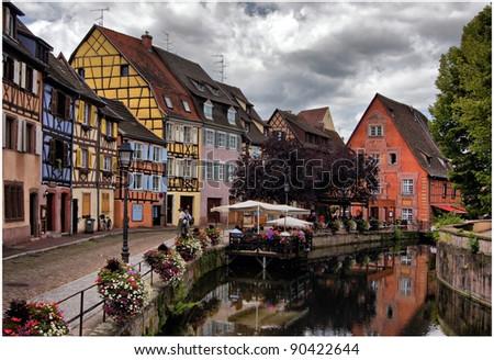 Colmar - stock photo