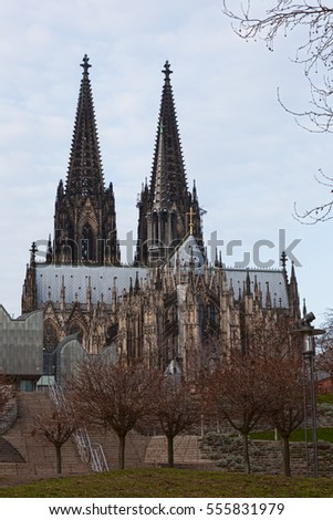Cologne Cathedral, High Cathedral of Saint Peter
