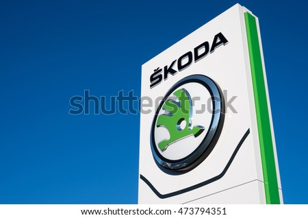 skoda stock photos royalty free images vectors shutterstock. Black Bedroom Furniture Sets. Home Design Ideas