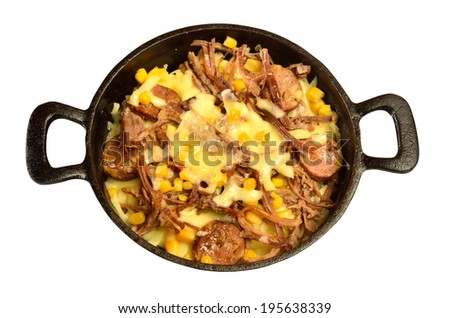 Colombian cuisine. - stock photo