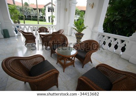 British colony stock images royalty free images vectors for Outdoor furniture yangon