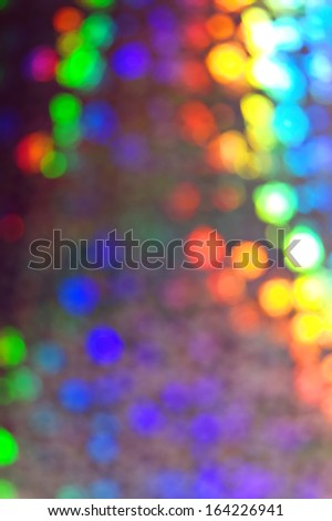 Color abstract blured background