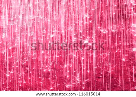color abstract fireworks background