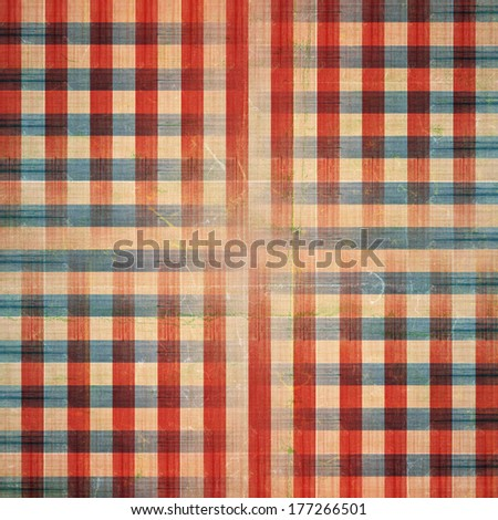 Color background image and design element with grunge texture. - stock photo