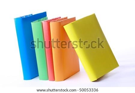 Color book - stock photo