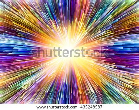 Color Design Art : Modern style welcome banner color design vector illustration
