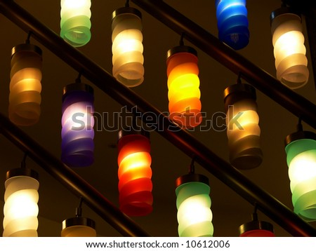 Color lamps