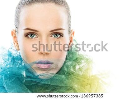 Color lover - stock photo
