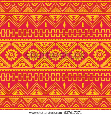 color native american ethnic pattern - Native American Pictures Color