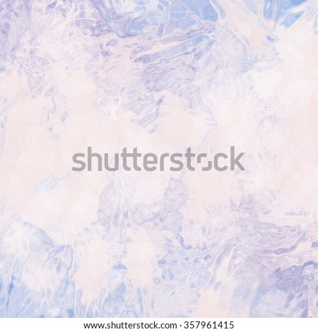 color of the year 2016 serenity blue and rose quartz in textured background - stock photo