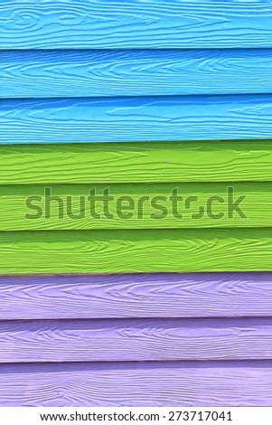 color of wood wall