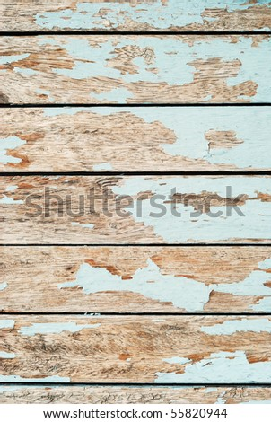 Color-Peel wood texture - stock photo