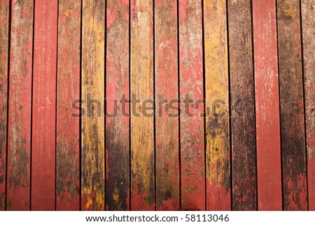 color peel wood texture - stock photo