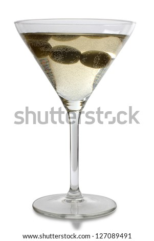 Color photograph of glasses of wine - stock photo