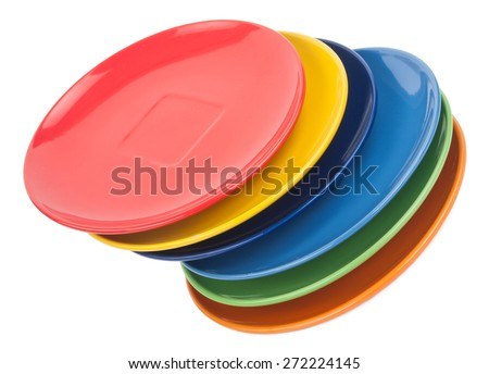 Color plates - stock photo