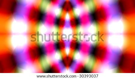 color prism - stock photo