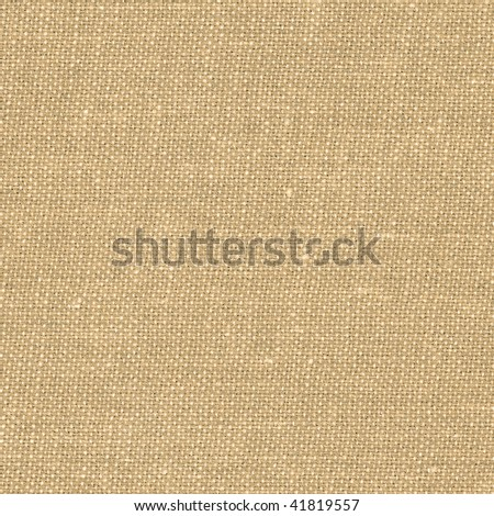Color sackcloth background.