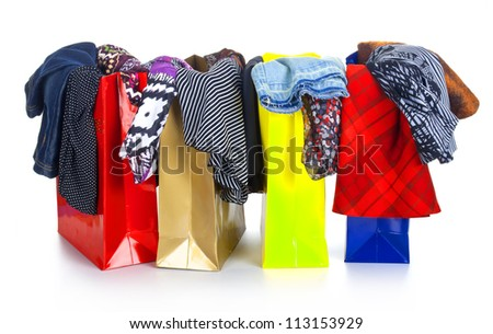 Cloth Shopping Bag Stock Photos, Royalty-Free Images & Vectors ...