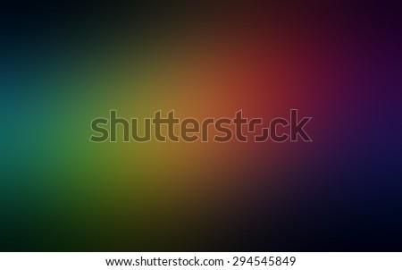 color spectrum blurry background. rainbow.  - stock photo