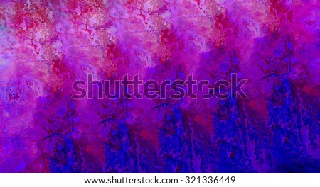 color wall grunge background