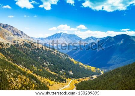 Colorado - stock photo