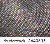 colored background ceramics tiles reflected light - stock photo