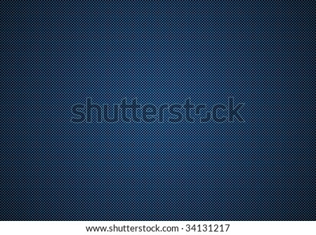 Colored background in rastered style, blue