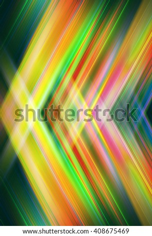 colored diagonal stripes, abstract background - stock photo