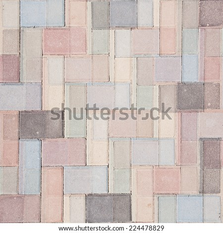 colored floor texture