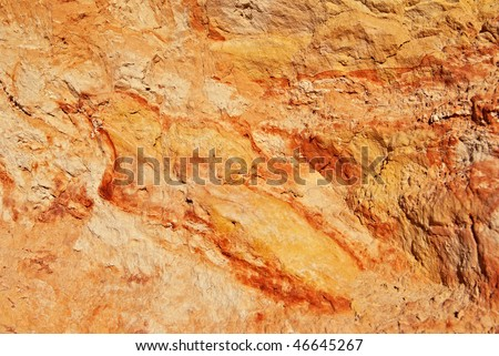 Colored slate stone background texture