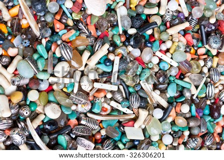 Souvenirs stock photo 531729901 shutterstock for Colored stones for crafts