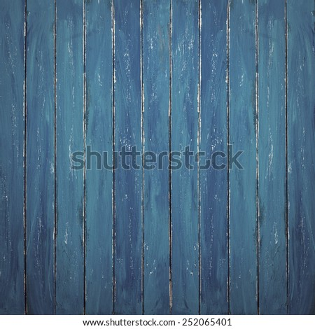 Colored Wooden Background - stock photo