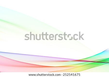 Colorful abstract artwork you can use as a really nice and interesting background. - stock photo