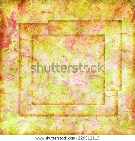 colorful abstract background color blur with rainbow colors background grunge texture design layout, fun cheerful background, kids bright back to school background, children art paint background  - stock photo