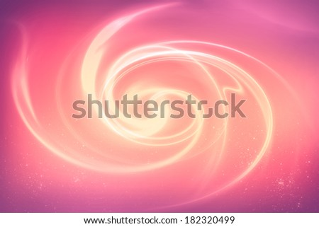 Colorful abstract background picture with glitter and light - stock photo