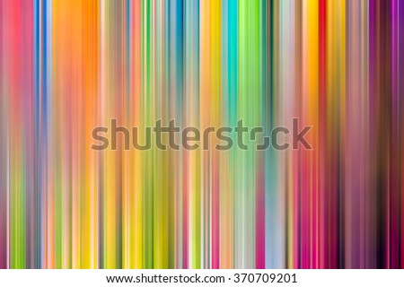 Colorful abstract blur background in rainbow colors, stripes